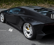 2015 SR Auto Liberty Walk Lamborghini Aventador 8