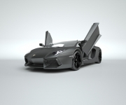 2015 Vitesse Lamborghini Aventador 1