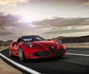 2016 Alfa Romeo 4C Spider 1