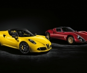 2016 Alfa Romeo 4C Spider 2