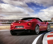 2016 Alfa Romeo 4C Spider 3