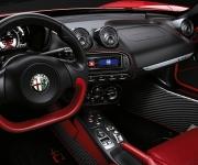 2016 Alfa Romeo 4C Spider 16