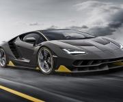 2016 Lamborghini Centenario