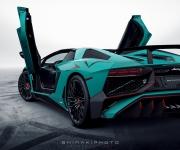 2017 Lamborghini Aventador SuperVeloce Roadster 2