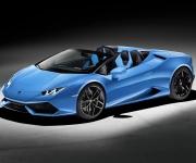 2017 Lamborghini Huracan LP610-4 Spyder 0