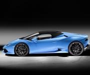 2017 Lamborghini Huracan LP610-4 Spyder 3