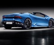 2017 Lamborghini Huracan LP610-4 Spyder 5