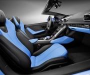 2017 Lamborghini Huracan LP610-4 Spyder 7