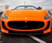DMC Maserati GranTurismo Sovrano Convertible 0