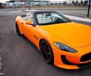 DMC Maserati GranTurismo Sovrano Convertible 1