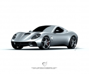 Ferrari 599 GT-S Passionata Concept 1