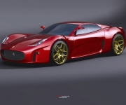 2008 Ferrari Concept 1