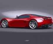 2008 Ferrari Concept 3