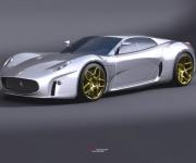 2008 Ferrari Concept 5