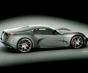 2008 Ferrari Concept 6