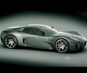 2008 Ferrari Concept 7