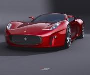 2008 Ferrari Concept 8