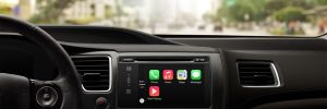 Ferrari FF Apple CarPlay