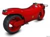 Ferrari motorbike concept