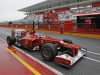 Ferrari Test 2012 F1 Car