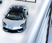 Lamborghini Aventador Roadster 7