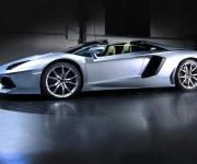 Lamborghini Aventador Roadster 8