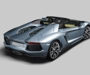 Lamborghini Aventador Roadster 9
