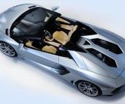 Lamborghini Aventador Roadster 11