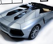 Lamborghini Aventador Roadster 17