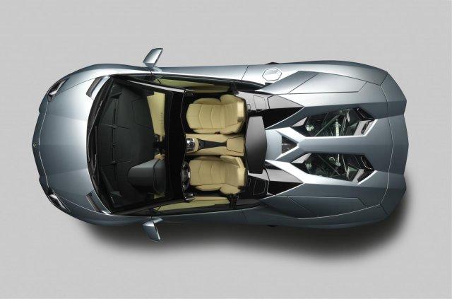 Lamborghini Aventador Roadster Picture 15