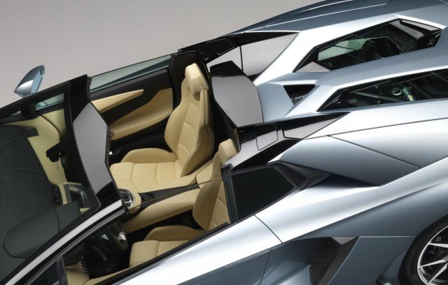 lamborghini aventador roadster 17 Gallery