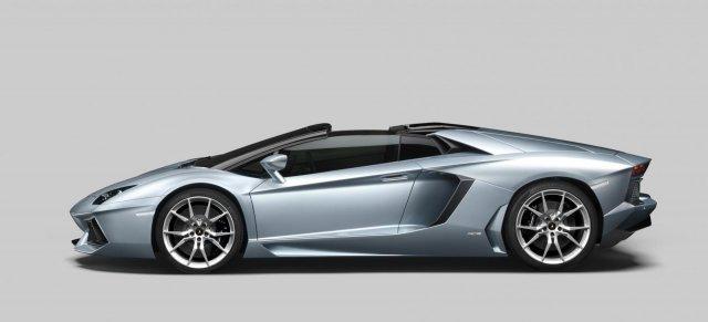 lamborghini aventador roadster 21 Gallery