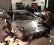 LB Performance Lamborghini Murcielago 5