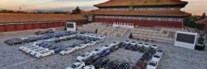 Maserati China Modena Rally
