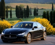 Maserati Ghibli With Tyres From Continental 2