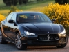 Maserati Ghibli With Tyres From Continental