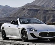 Maserati GranCabrio MC 1