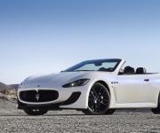 Maserati GranCabrio MC 2