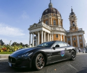 Maserati International Centennial Gathering 1