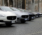 Maserati International Centennial Gathering 14