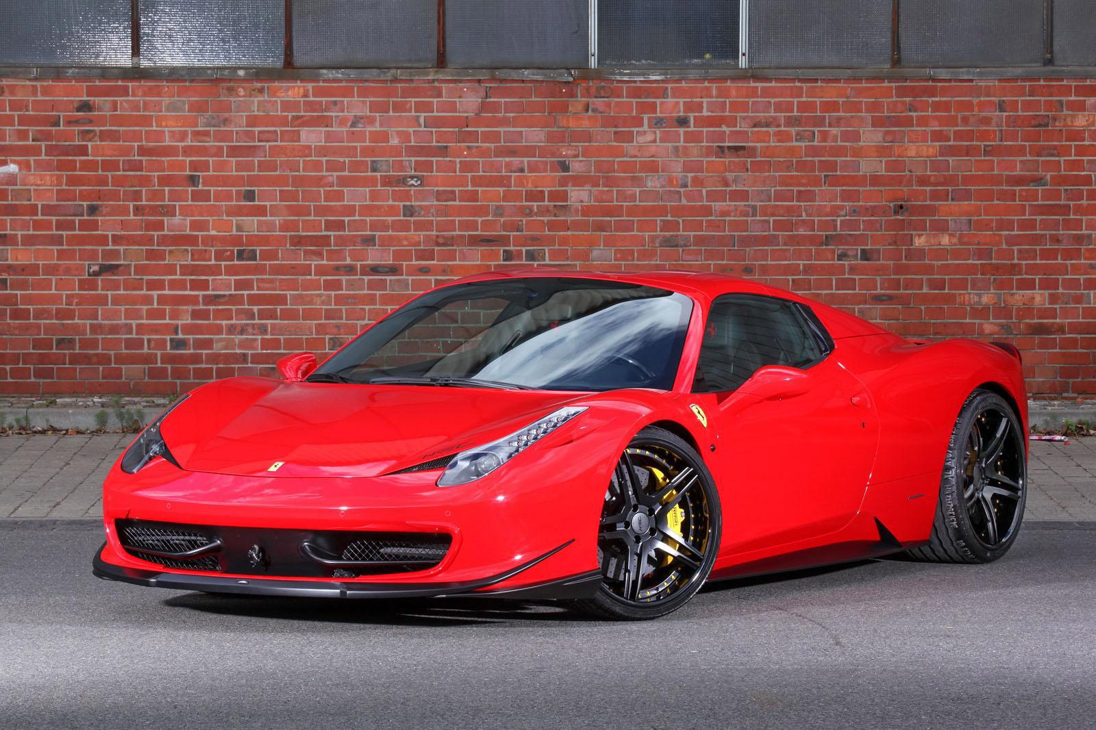 Mec Design Ferrari 458 Italia 1