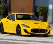 Novitec Tridente Maserati GranTurismo MC Stradale 0