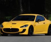 Novitec Tridente Maserati GranTurismo MC Stradale 1