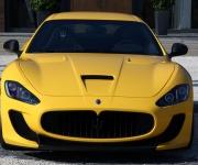 Novitec Tridente Maserati GranTurismo MC Stradale 2