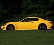 Novitec Tridente Maserati GranTurismo MC Stradale 5