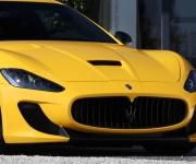 Novitec Tridente Maserati GranTurismo MC Stradale 22