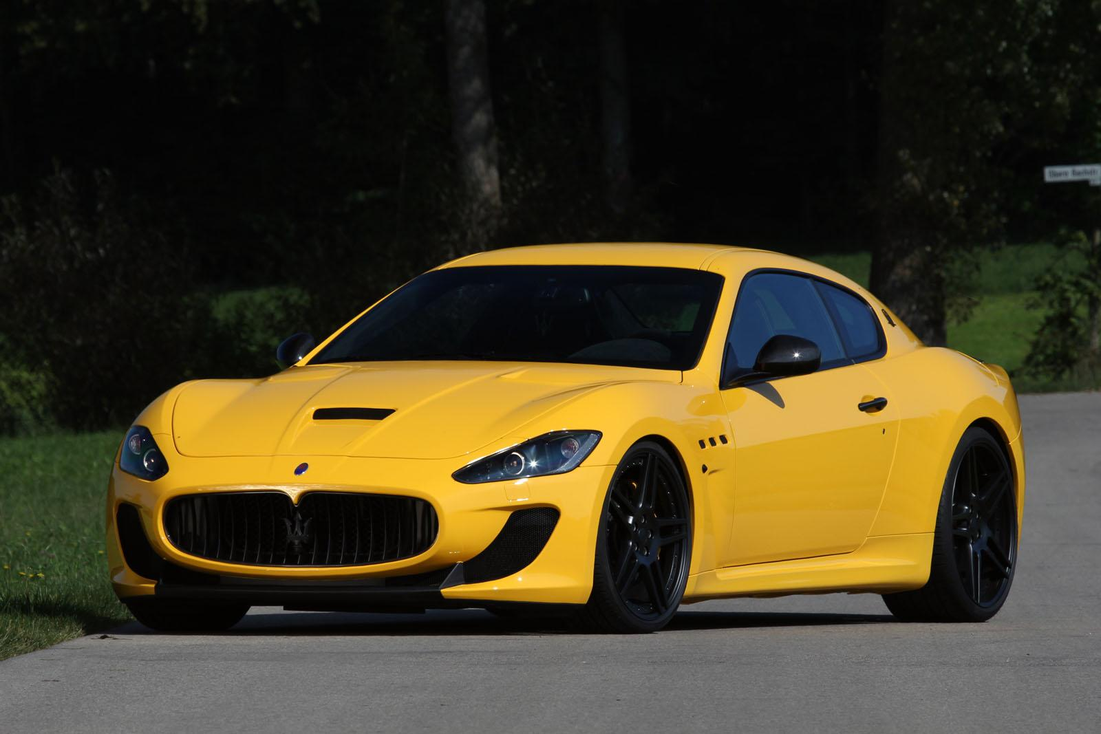 novitec tridente maserati granturismo mc stradale. Black Bedroom Furniture Sets. Home Design Ideas