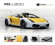 Prior Design Lamborghini Gallardo PD-L800 4