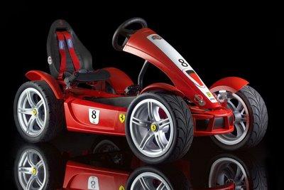 ferrari fxx racer pedal car ultimate kids play