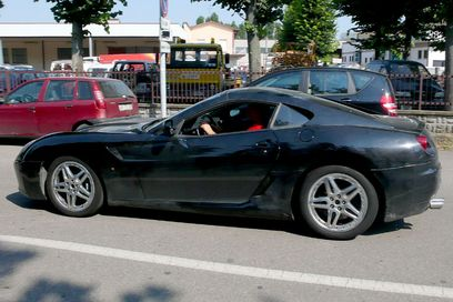 car photo 275313 7 Ferrari 599 Barchetta